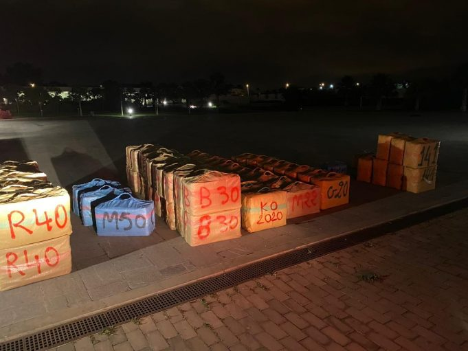 Authorities Incinerate Nearly 15 Tons of Cannabis in Morocco's Dakhla
