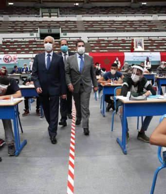 Baccalaureate Exams Commence Throughout Morocco