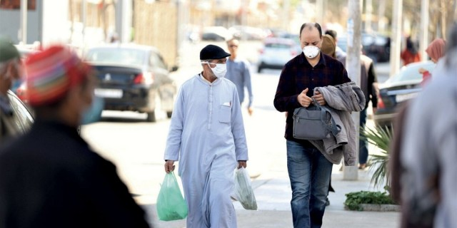COVID-19 Morocco Enforces Requirement to Wear Face Masks