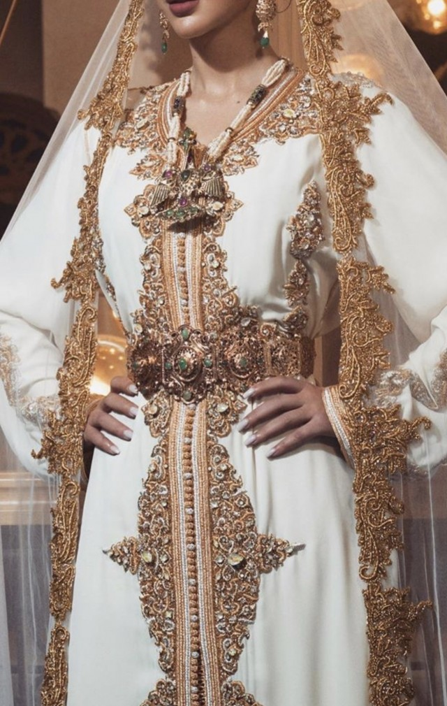 Caftans Morocco's Treasured Traditional Garments Hit the Global Stage
