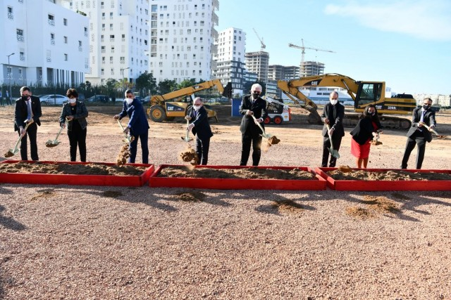 US Breaks Ground on New $300 Million Consulate General in Casablanca