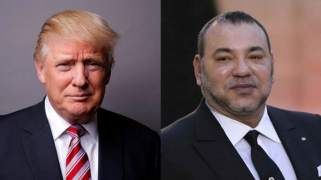 Donald Trump: US Looks Forward to Continuing Fruitful Work with Morocco