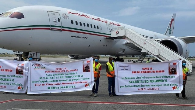 FAO Thanks Morocco for Donating Medical Aid to 15 African Countries