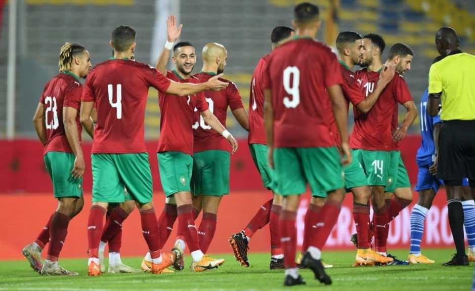 FIFA Rankings: Morocco Climbs 4 Spots, Ranks 35th Globally