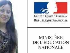 French-Moroccan Student Ilham Khallouki.