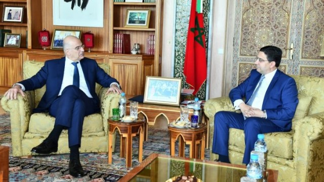 Greece and Morocco Establish Chamber of Commerce in Athens