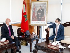 Chile's Ambassador Bids Farewell to Morocco, Head of Government
