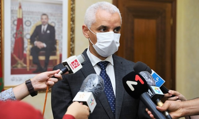 Health Minister: Moroccans Must Wear Face Masks to Curb COVID-19