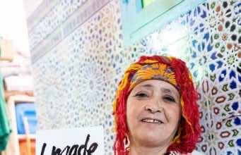 IDYR The Art of Moroccan Boucherouite Meets Eco-Consciousnes