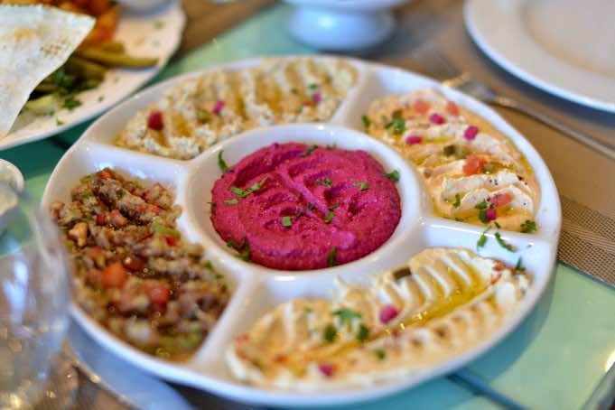 Flavors of Rabat: Le Cedre du Liban