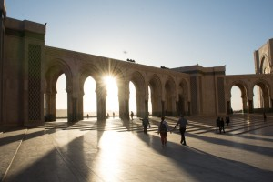 Marooned in Morocco An Asian American's Experience