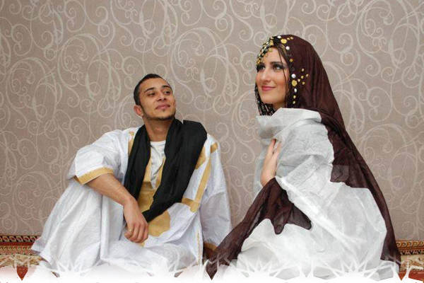 Marrying Love & Fashion Wedding Dresses in Morocco