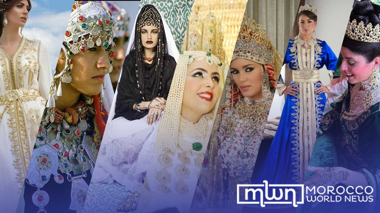 Marrying Love and Fashion: Wedding Dresses in Morocco