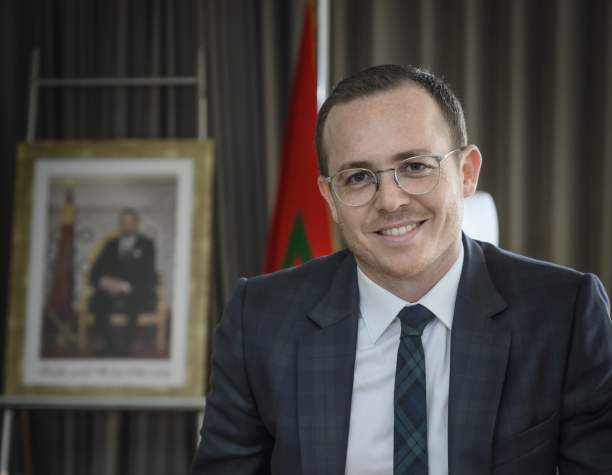 Meet Hakim Hajoui, Morocco's New Ambassador to the United Kingdom
