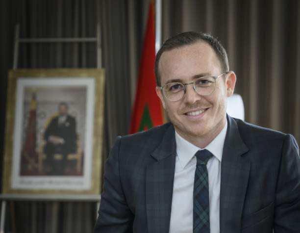 Meet Hakim Hajoui, Morocco's New Ambassador to the United Kingdom