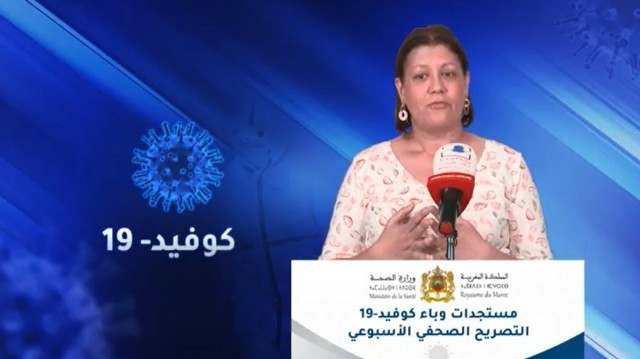 Ministry of Health Launches Weekly Briefings on COVID-19 in Morocco