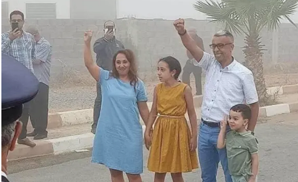 Hamid El Mahdaoui Leaves Prison After 3 Years