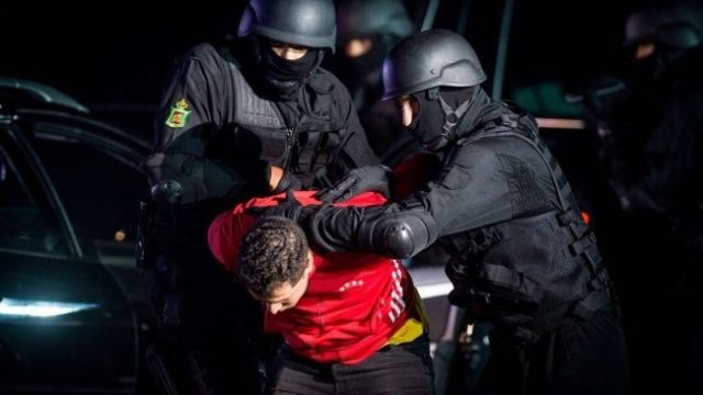 Morocco's BCIJ Dismantles 4-Member Terrorist Cell in Nador