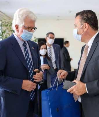 Morocco's CGEM, US Ambassador Strategize to Boost FTA Cooperation