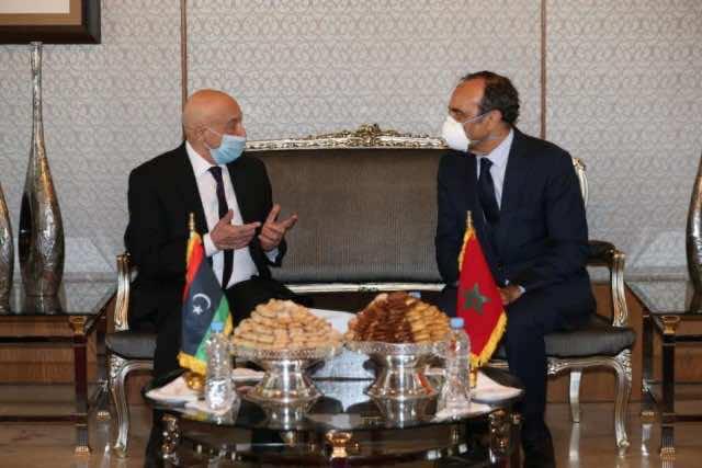 Morocco Receives Libyan Delegation as Conflict Brews