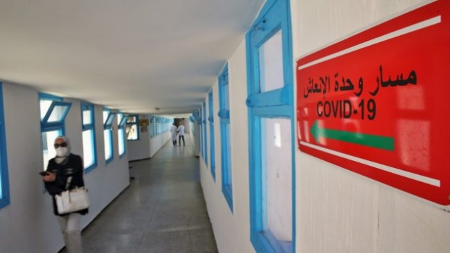 COVID-19 cases in Morocco as of July 21