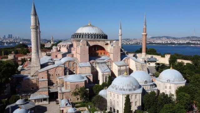 Mosque or Museum: Debate Surrounds Turkey's Hagia Sophia