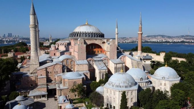 Mosque or Museum: Debate Surrounds Turkey's Hagia Sophia