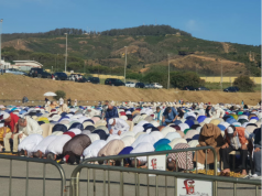 Muslims in Ceuta are calling on Morocco for help after the government in the enclave banned Eid Al Adha