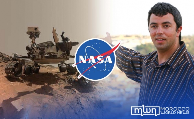 NASA - Morocco's Kamal Oudghiri to Participate in 'Mars 2020' Mission