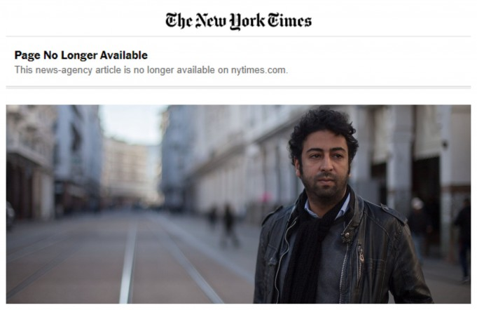 New York Times Removal of Amnesty International Article Sparks Debate