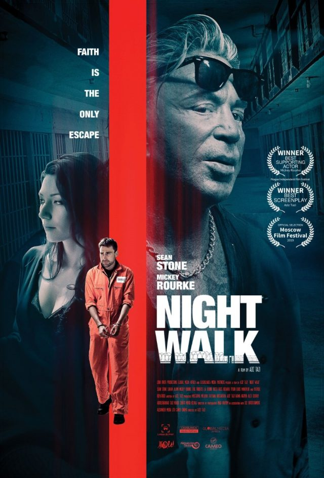 Night Walk Becomes First Moroccan Film to Hit Hollywood
