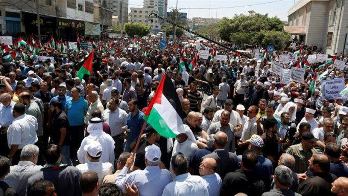 Palestinians Talk Inequality and Land Loss as Israeli Annexation Looms
