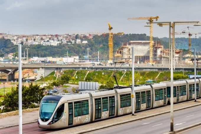 Rabat-Sale Tramway Company Increases Fleet Frequency Again