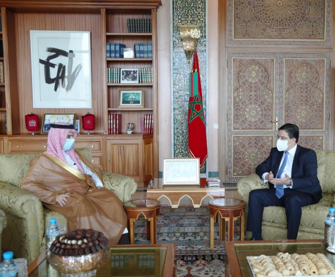Morocco, Saudi Arabia Reaffirm Commitment to Improving Relations