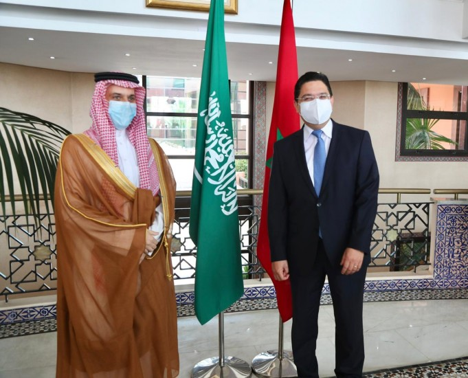 Foreign Minister: Morocco Supports Saudi Arabia's 'Sovereign Decisions'