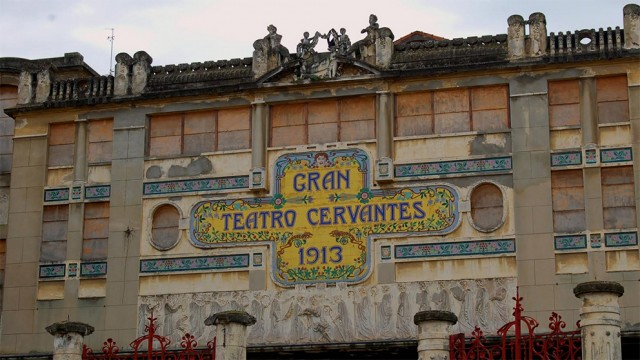 Spanish Congress Approves Donation of Gran Teatro Cervantes to Morocco