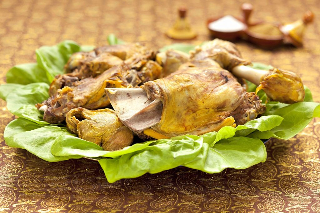 How to Cook Like a Moroccan Mum: Steamed Lamb Mechoui