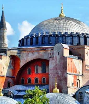 Turkey Converts Historic Hagia Sophia Museum into Mosque