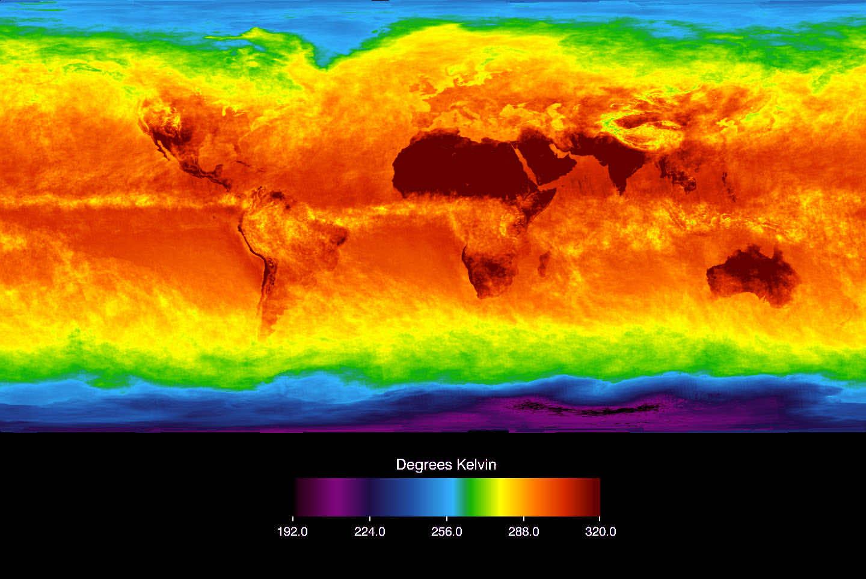 UN Climate Agency Predicts Alarming Rise in Earth's Temperatures
