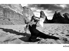 Photoshoot in Al Ula, 300 kilometers from Madinah, Saudi Arabia.