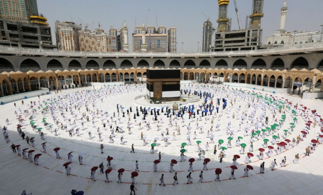 'Green Pilgrimage' Environmental Activists Push for Sustainable Hajj