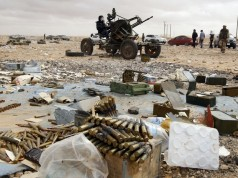 Three EU States Prepare Sanctions for Libya Arms Embargo Violations
