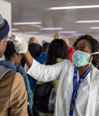 Africa and COVID-19: The Sick Man of Globalization?