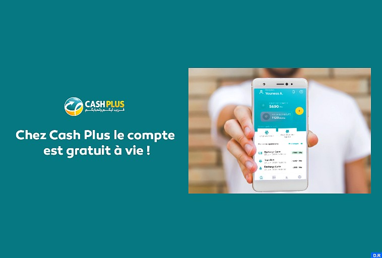 Cash Plus Launches Mobile Application for Remote Transactions