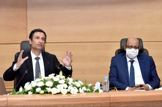 Economy Minister Details Morocco's MAD 120 Billion Stimulus Package