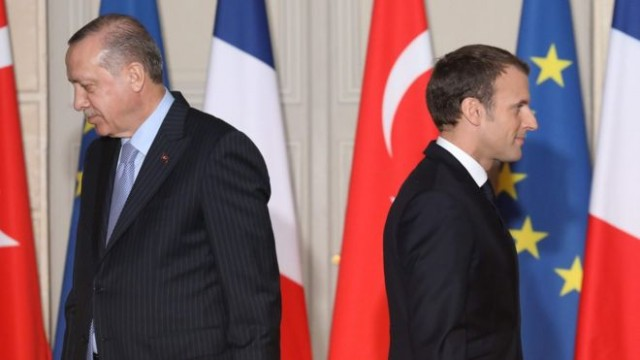 France Boosts Eastern Mediterranean Military Presence to Counter Turkey