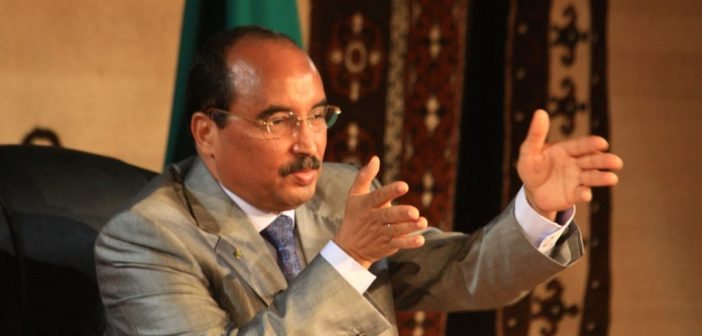 Former Mauritanian President Says He is Target of 'Settling Old Scores'