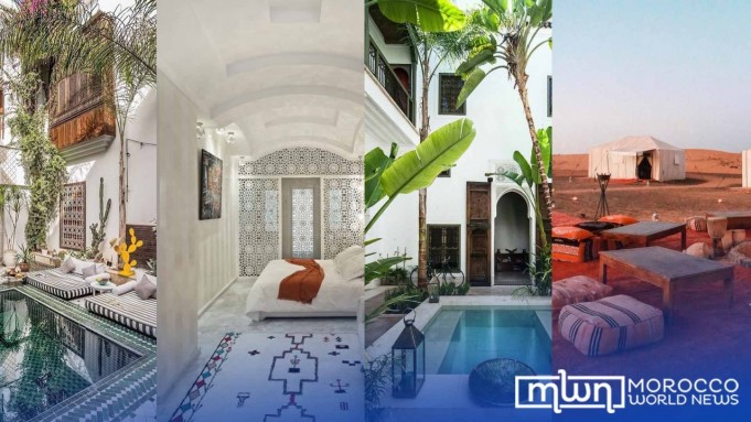 Hotels, Riads, Hostels, and Campsites Where to Stay in Morocco
