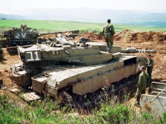 Israeli Tanks Shell Gaza As Fuel and Food Blockade Tightens
