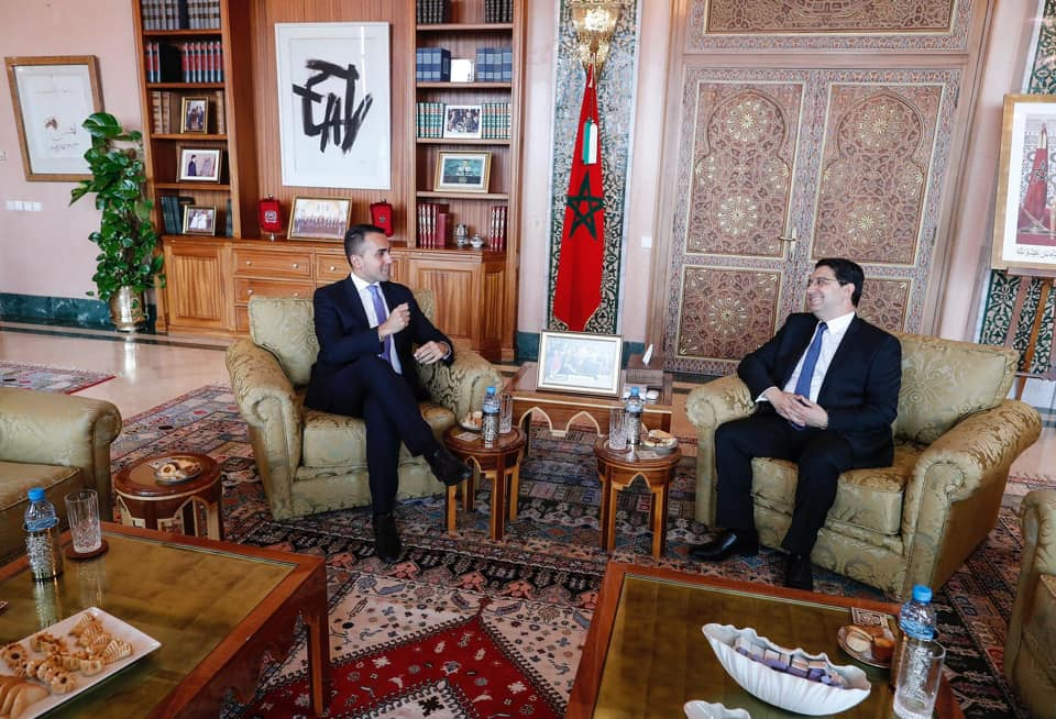 Italy Appreciates Morocco's Commitment to Peaceful Resolution in Libya